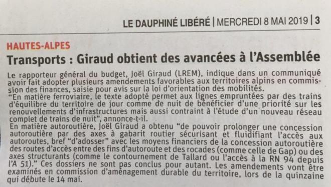 2019 05 dauphine libere